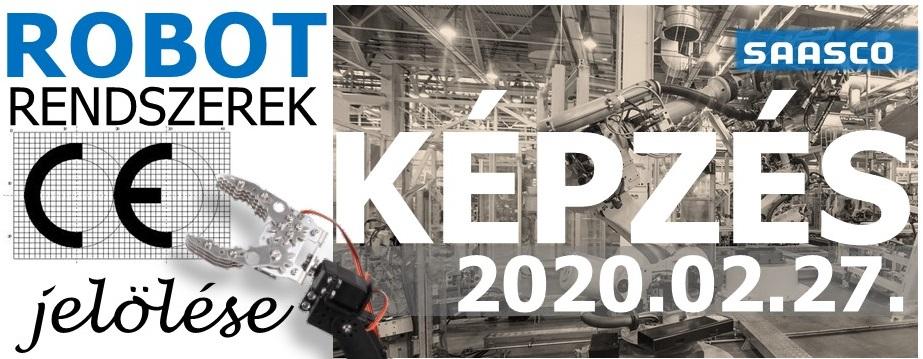 Robotrendszerek biztonsága